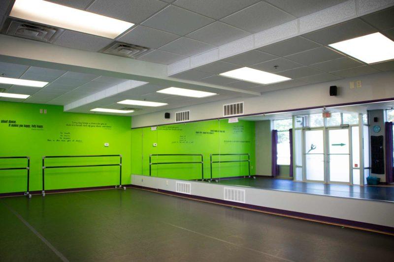Ultimate Leap Dance Center Studio